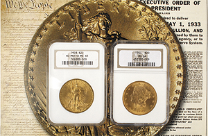 Investment Grade Gold Coins