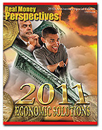 2011 RMP: Economic Solutions