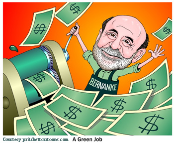 bernanke money