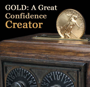 gold confidence