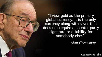 Greenspan gold